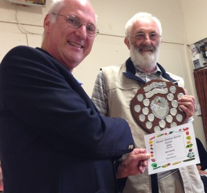 Allotment award - Mr Burton